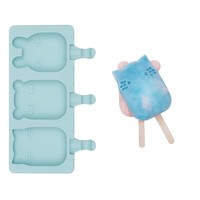 Frosties Icy Pole Mould Minty green