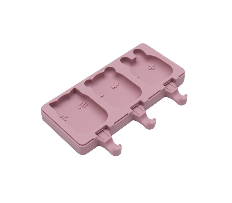 Frosties Icy Pole Mould Dusty rose