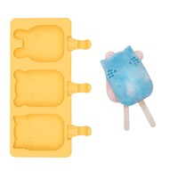 Frosties Icy Pole Mould Yellow