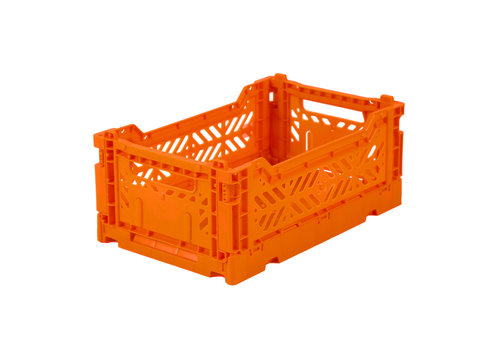 Aykasa Foldable crate mini orange