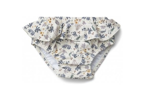 Liewood Elise baby girl swim pants Coral floral/mix