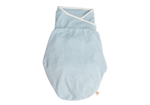 Ergobaby Swaddler Lightweight Blue