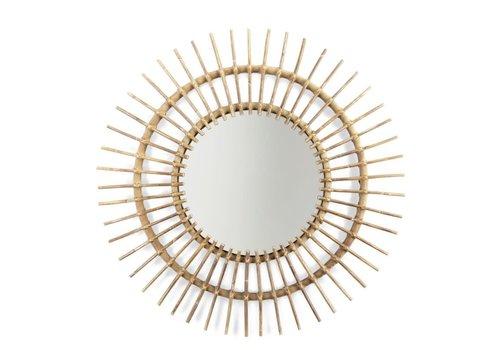 Childhome Rotan spiegel Aura Ø90cm