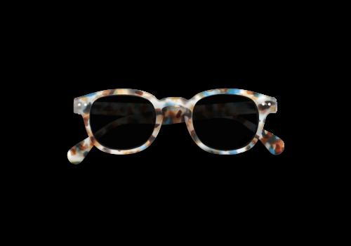 Izipizi Sunglasses adults #C Blue tortoise