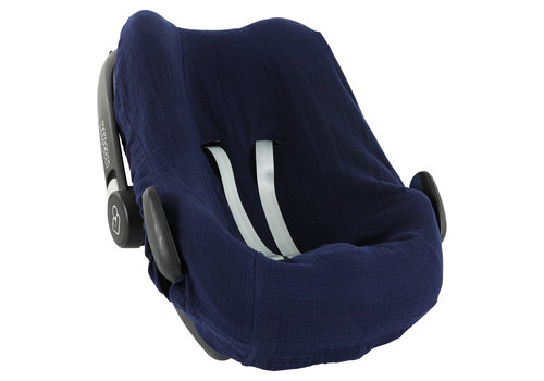 Trixie Car seat cover Bliss blue