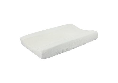 Les Rêves d'Anaïs Changing pad cover 45x68cm Bliss white