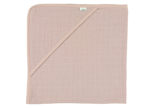 Les Rêves d'Anaïs Badcape 75x75cm Bliss rose