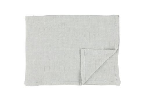 Les Rêves d'Anaïs Muslin cloths 110x110cm Bliss grey
