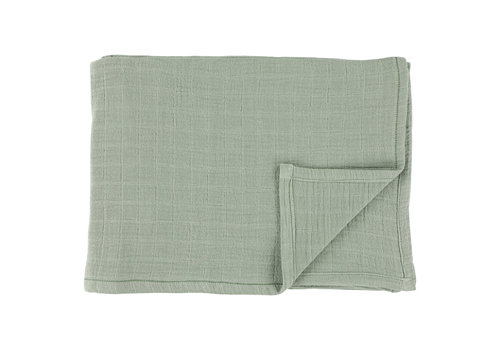 Les Rêves d'Anaïs Muslin cloths 55x55cm Bliss olive