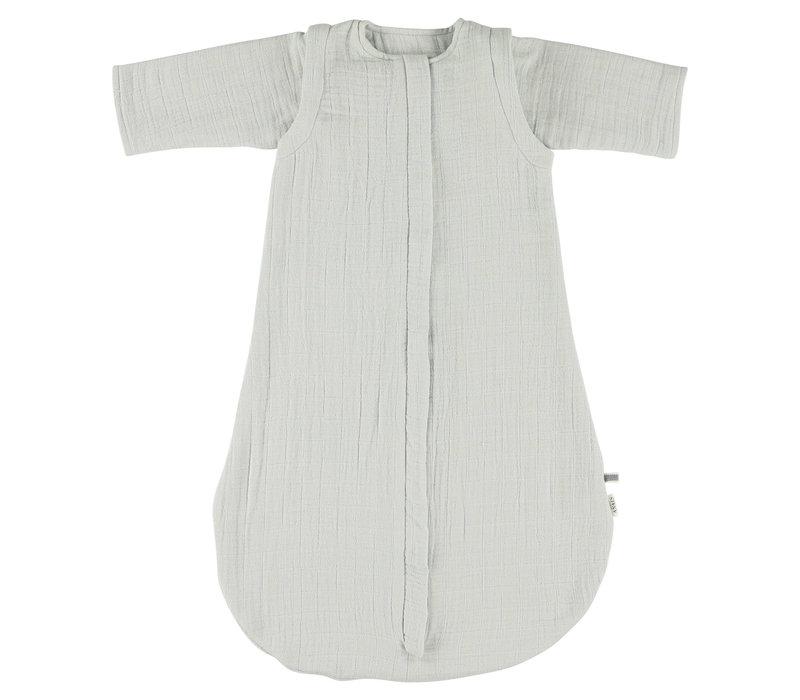 Muslin sleeping bag Bliss grey