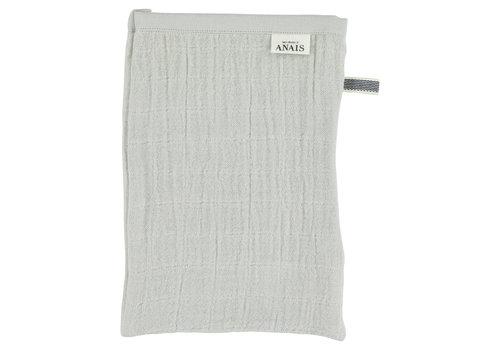 Les Rêves d'Anaïs Muslin washcloths Bliss grey