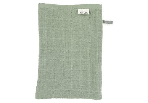 Trixie Muslin washcloths Bliss olive
