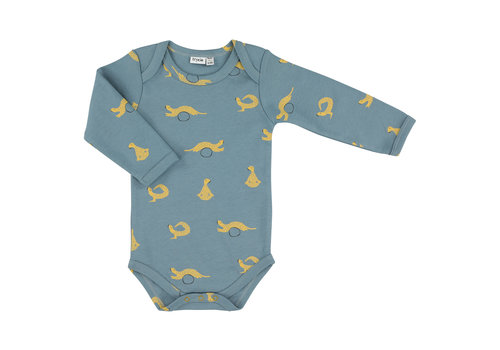 Trixie Baby Body long sleeves Whippy Weasel