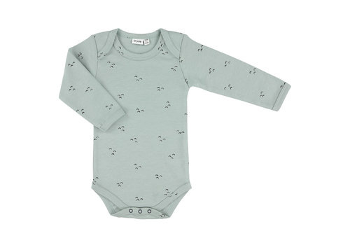 Trixie Baby Body long sleeves Mountains