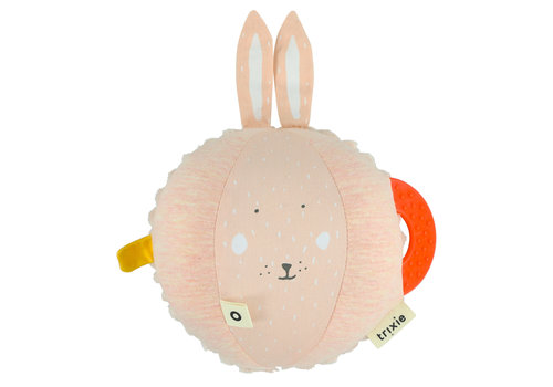 Trixie Baby Activity ball Mrs. Rabbit