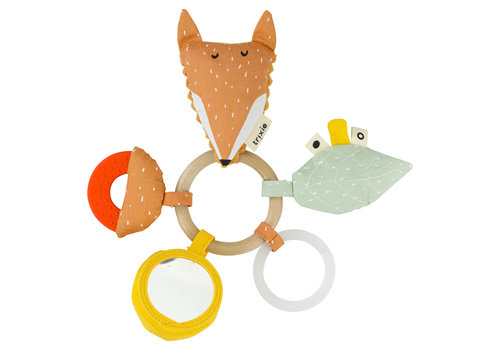 Trixie Baby Activity Ring Mr. Fox