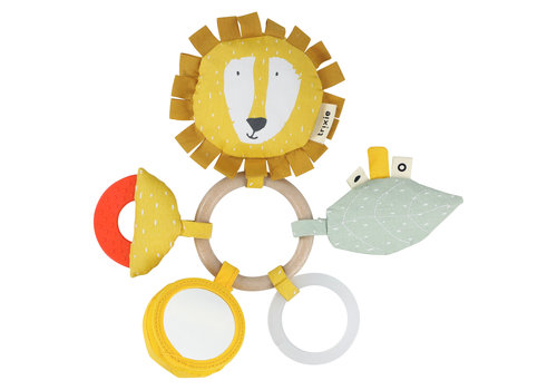 Trixie Baby Activity Ring Mr. Lion
