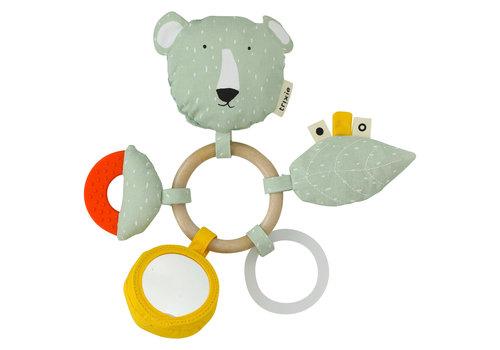 Trixie Baby Activity Ring Mr. Polar Bear