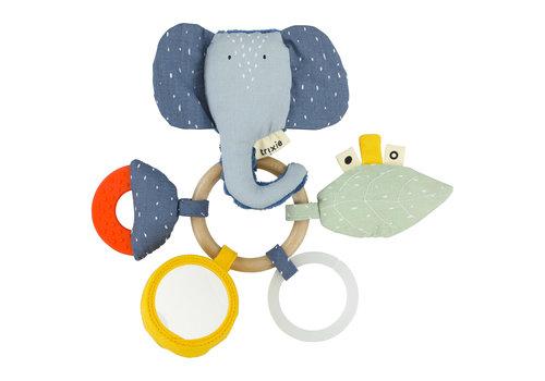 Trixie Baby Activity Ring Mrs. Elephant