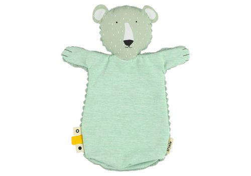 Trixie Handpop Mr. Polar Bear