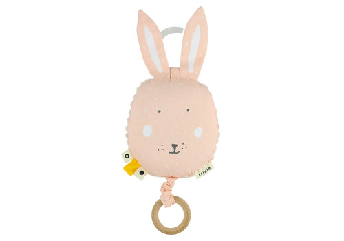 Trixie Baby Music toy Mrs. Rabbit