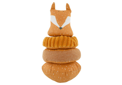 Trixie Baby Wobbly Stacking Animal Mr. Fox