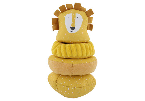 Trixie Baby Wobbly Stacking Animal Mr. Lion