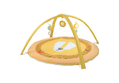 Trixie Activity play mat with arches Mr. Lion