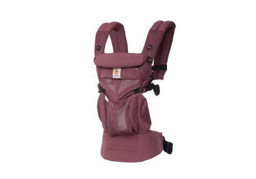Ergobaby Baby carrier 4P 360 OMNI Cool Air Mesh Plum