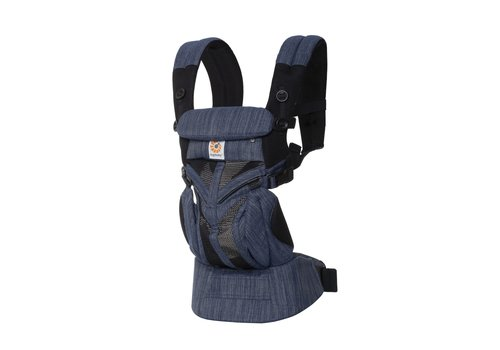 Ergobaby Baby carrier 4P 360 OMNI Cool Air Mesh Indigo Weave