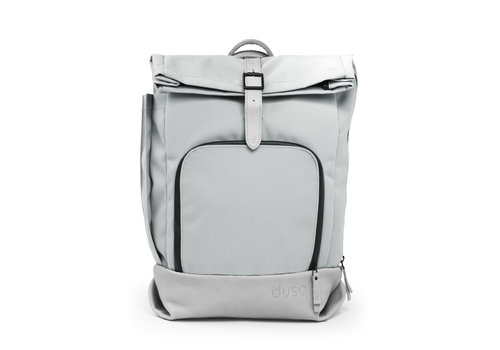 Dusq Family Bag Canvas Cloud Grey