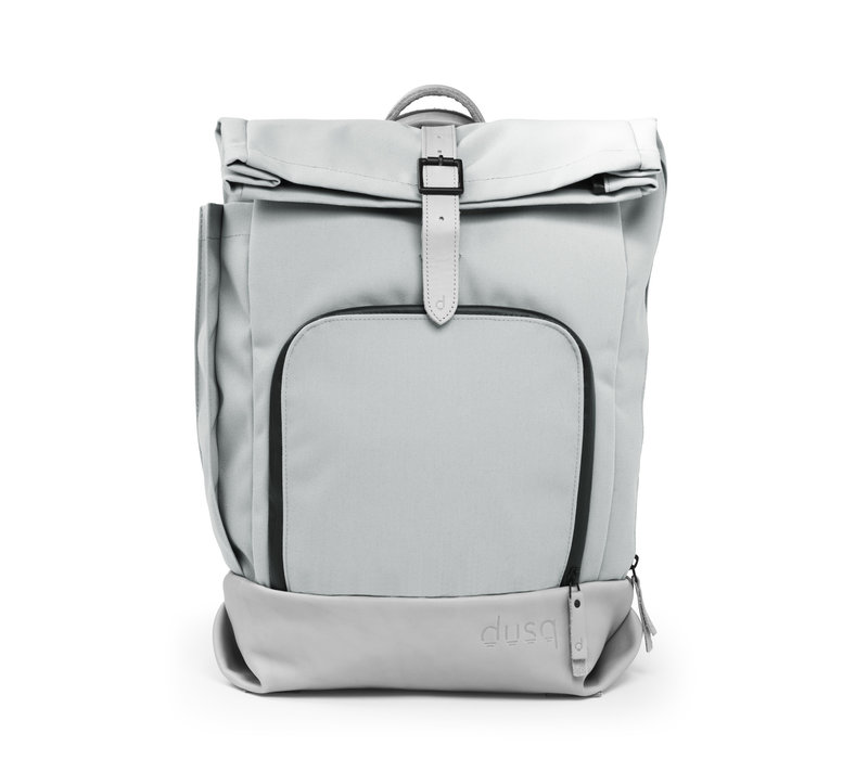 Family Bag Canvas Cloud Grey