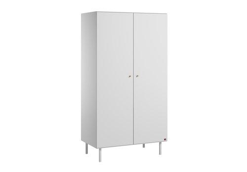 Vox CUTE 2-door wardrobe white