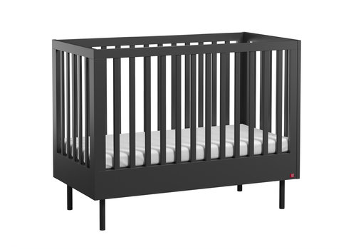 Vox CUTE Cot bed 60x120 black