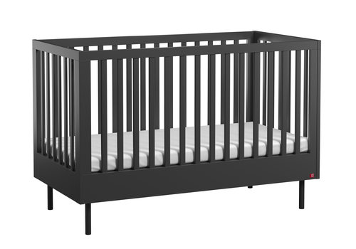 Vox CUTE Cot bed 70x140 black