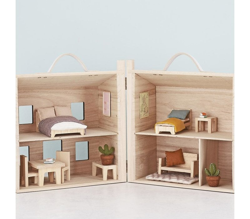 Holdie Double bed set