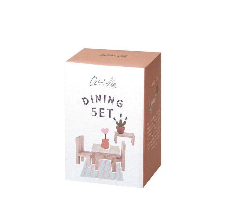 Holdie Dining set