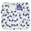 Bambino Mio MIOSOLO all-in-one reusable nappy butterfly bloom