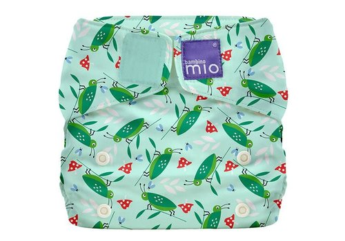 Bambino Mio MIOSOLO all-in-one reusable nappy happy hopper
