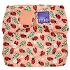 Bambino Mio MIOSOLO all-in-one reusable nappy loveable ladybug