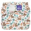 Bambino Mio MIOSOLO all-in-one reusable nappy spider monkey