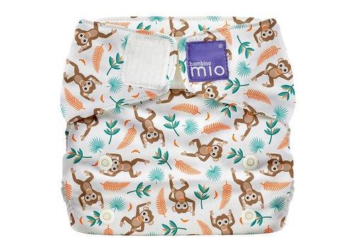 Bambino Mio MIOSOLO all-in-one wasbare luier spider monkey