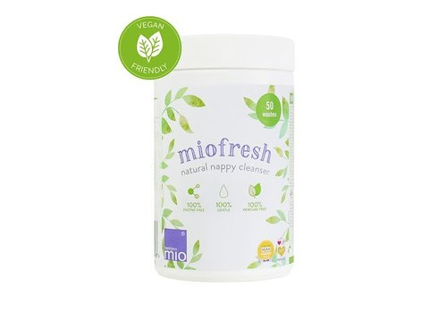 Bambino Mio MIOFRESH natural laundry cleanser 750g