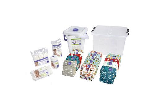 Bambino Mio MIOSOLO premium birth to potty pack mix