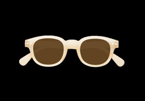 Izipizi Sunglasses junior #C Neutral beige