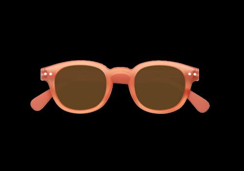 Izipizi Sunglasses junior #C Warm orange