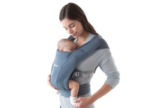 Ergobaby Baby carrier Embrace Oxford Blue