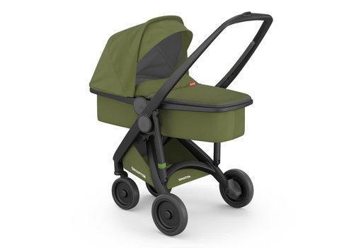 Greentom Carrycot Black/Olive