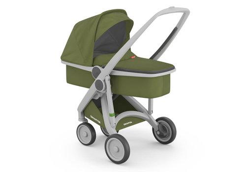Greentom Carrycot Grey/Olive