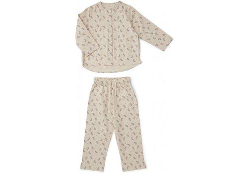 Liewood 2-delige pyjama Olly Fern rose